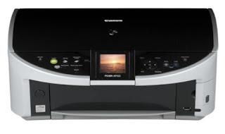 Imprimante Pilotes Canon PIXMA MP500 Télécharger