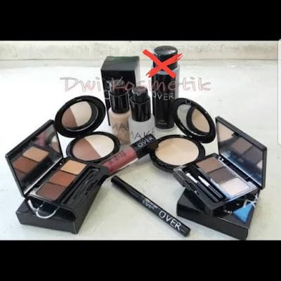 Make Over Paket Kosmetik 2 Paket Kecantikan