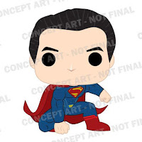 Pop! Movies: Justice League Superman