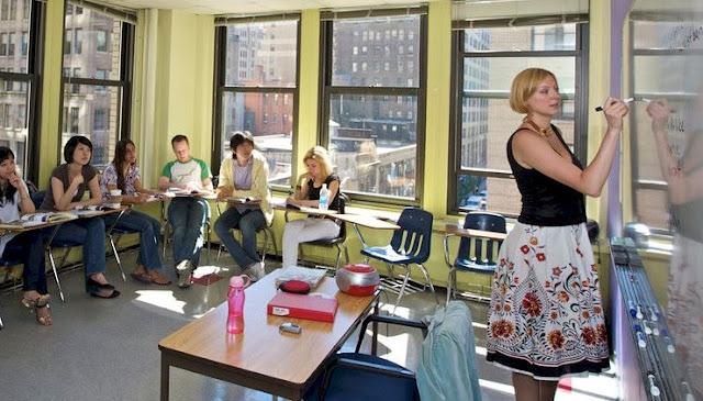 Escola Embassy em Nova York