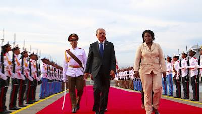 VIDEO: Presidente Danilo Medina llega a Cuba; agotará intensa agenda en VII Cumbre AEC