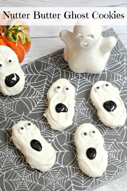 http://mommadjane.com/nutter-butter-ghost-cookies
