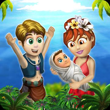 Virtual Villagers Origins 2 - VER. 2.5.26 Infinite (Points - Stones) MOD APK