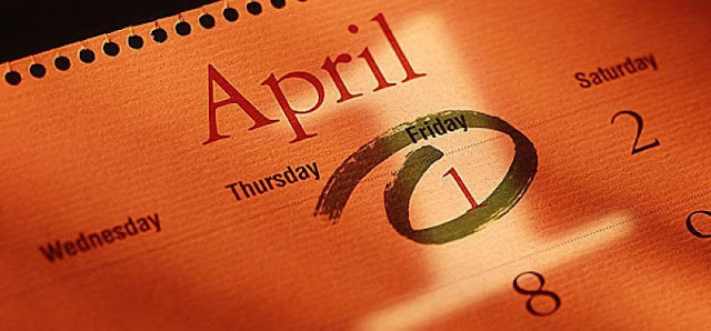 5 Fakta Tentang April Mop 'April Fools Day'