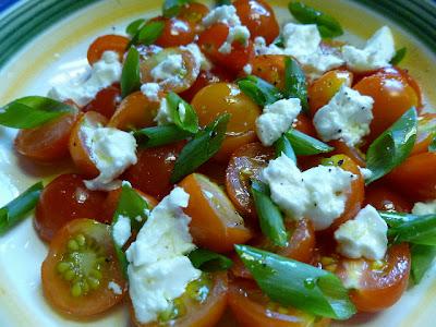 Goat Cheese & Tomato Soup