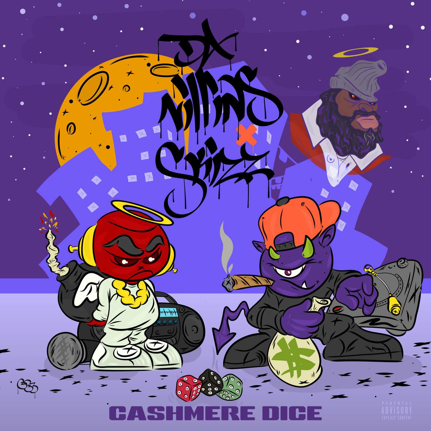Da Villins & DJ Skizz - Cashmere Dice Cover