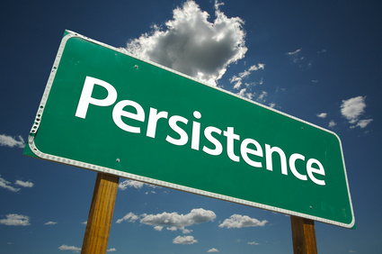 33 Word of the Year Ideas - Refunk My Junk  |Persistence Word