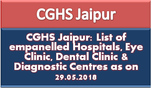 cghs-jaipur-list-of-empanelled-hospitals