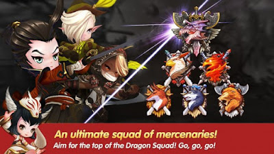 HEROES WANTED : Quest RPG Apk v1.3.0.33730 Mod (God Mode/Massive Damage)