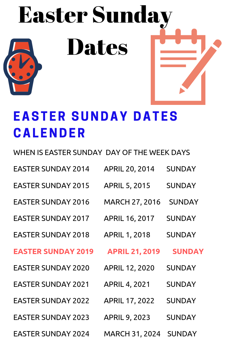 when is easter 2021 - photo #3