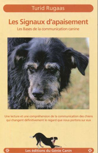 Les signaux d'apaisement  les bases de la communication canine -WWW.VETBOOKSTORE.COM