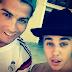 > VIDEO: Justin Bieber hará una película con Cristiano Ronaldo