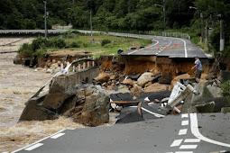 75 pessoas morreram no Japão em consequência dos temporais