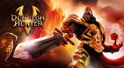 Game RPG Dungeon Hunter V