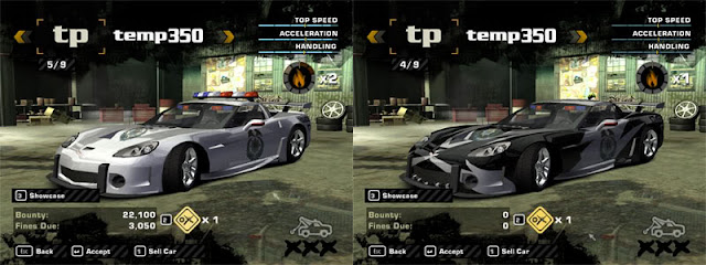NFS Most Wanted APK + Data Free Download for Android