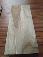 parket kayu Jati grade putih