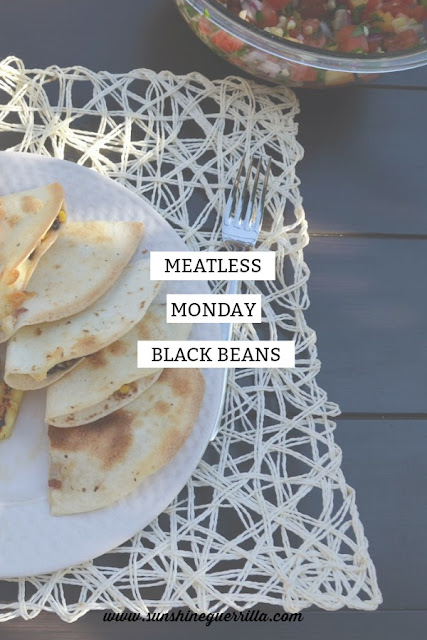vegetarian black bean recipes meatless monday