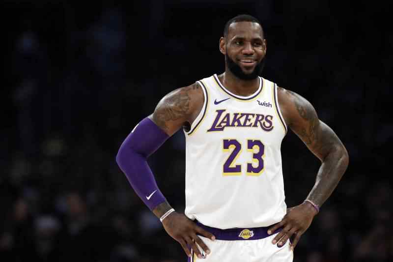 LeBron James to Return for Lakers vs. Pacers After Resting Against Warriors
