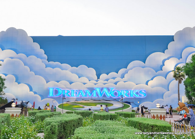Dreamworks in Motiongate Dubai