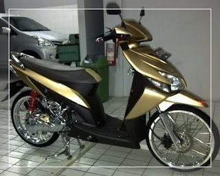 modifikasi motor suzuki shogun 110 | jual beli motor jogja