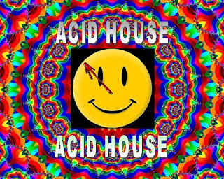 Acid house zene