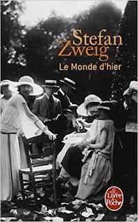 Le monde d'hier - Stefan Zweig