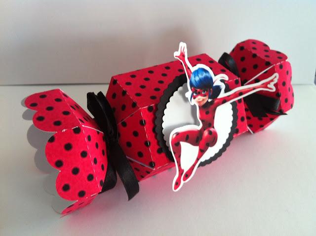 Lembrancinhas Miraculous LadyBug Bala