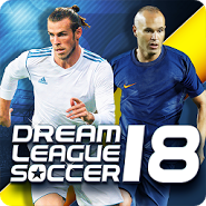 Download game  Dream League Soccer 2018