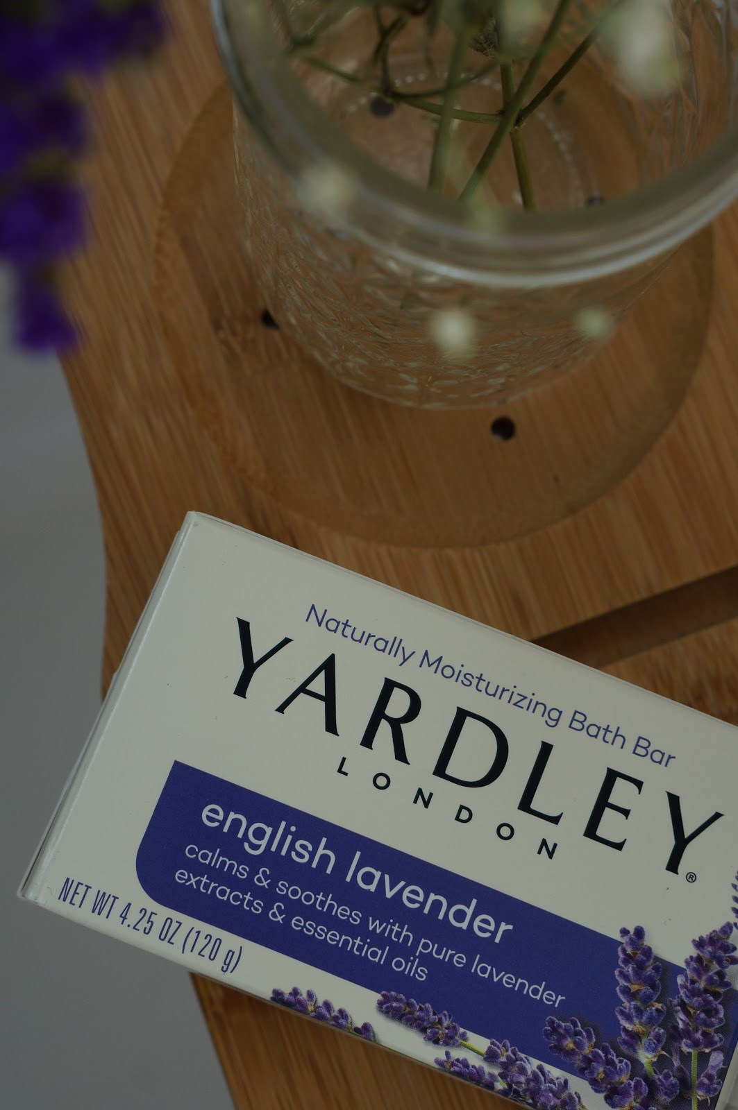Popular North Carolina style blogger Rebecca Lately shares her pamper routine with Yardley Soaps.  Click here to read her three tips on fitting in me time!