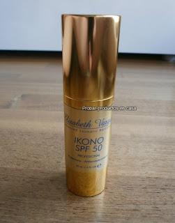 Ikono SPF50 Elisabeth Vargas Cosmetics