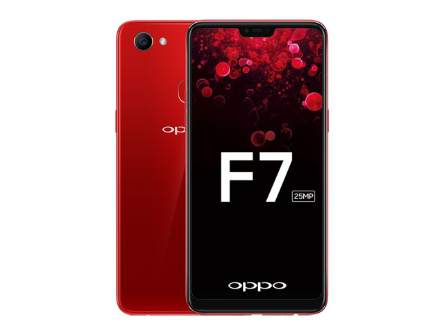 Oppo F7 - Price In India, Specification and Features