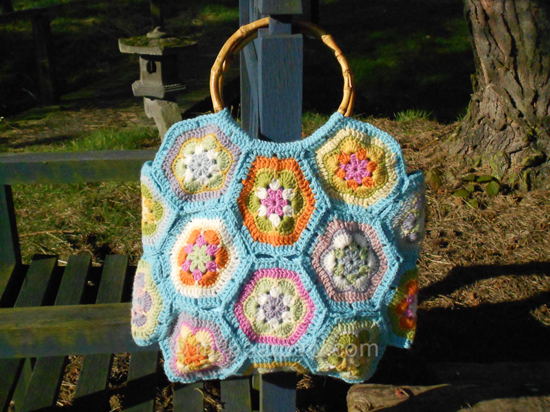 Crochet Bags And Knitted Mybearpaw Blog By Jo Avery