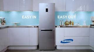 Frigorífico Bottom Mounted Freezer de Samsung