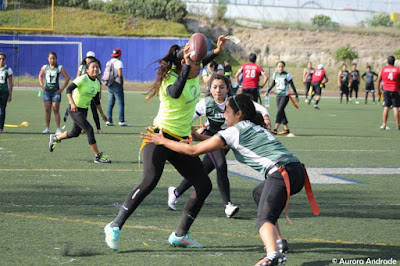 Flag Football Femenil - Fundamentos (1)