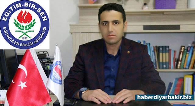 DİYARBAKIR-Diyarbakır'ın Ergani ilçesinde en fazla üye sayısına ulaşan Eğitim-Bir-Sen, yetkili sendika oldu. Yetkili sendika, her yıl 15 Mayıs'ta üye sayısına göre belirleniyor. Buna göre Eğitim-Bir-Sen, Ergani'de 635 üye sayısına ulaşarak yetkili sendika unvanını eline aldı.