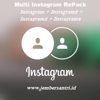 Download Multi Instagram Repack Mod APK v10.24.0 for Android Update Juni 2017