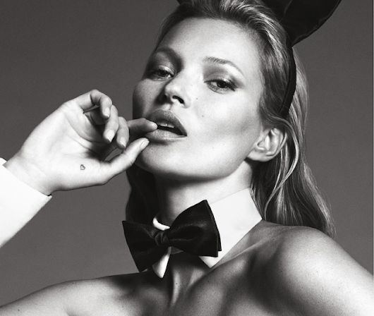 The Immaculate Kate Moss: Kate Moss By Mert And Marcus For Playboy January/February 2014