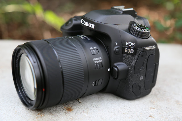 Canon Camera EOS 80D review
