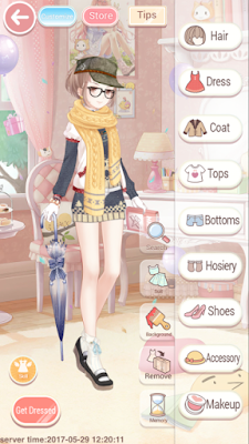 Chapter 7: 7.1-7.9 Love Nikki Dress Up Queen 5