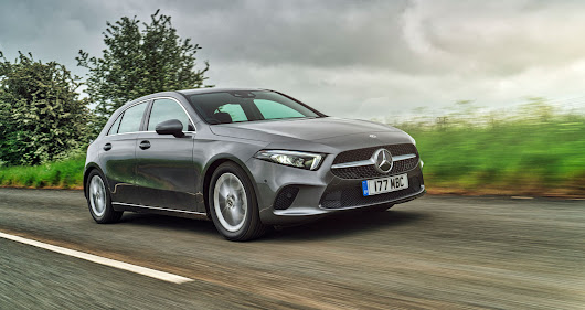Less rock, more roll: Mercedes A-Class driven