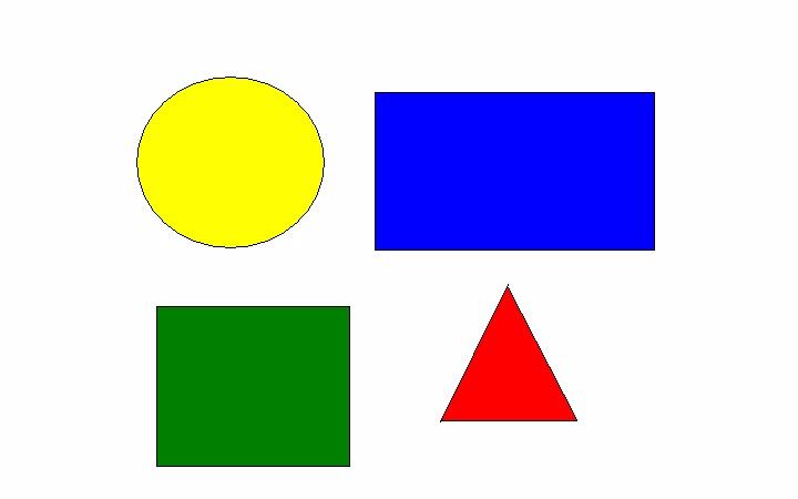 Rob tica educativa red las figuras geom tricas for Las formas geometricas
