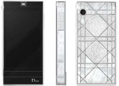 Smartphone Dior Reverie Harga 1,5 Milyar