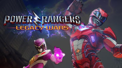 Download Power Rangers: Legacy Wars APK