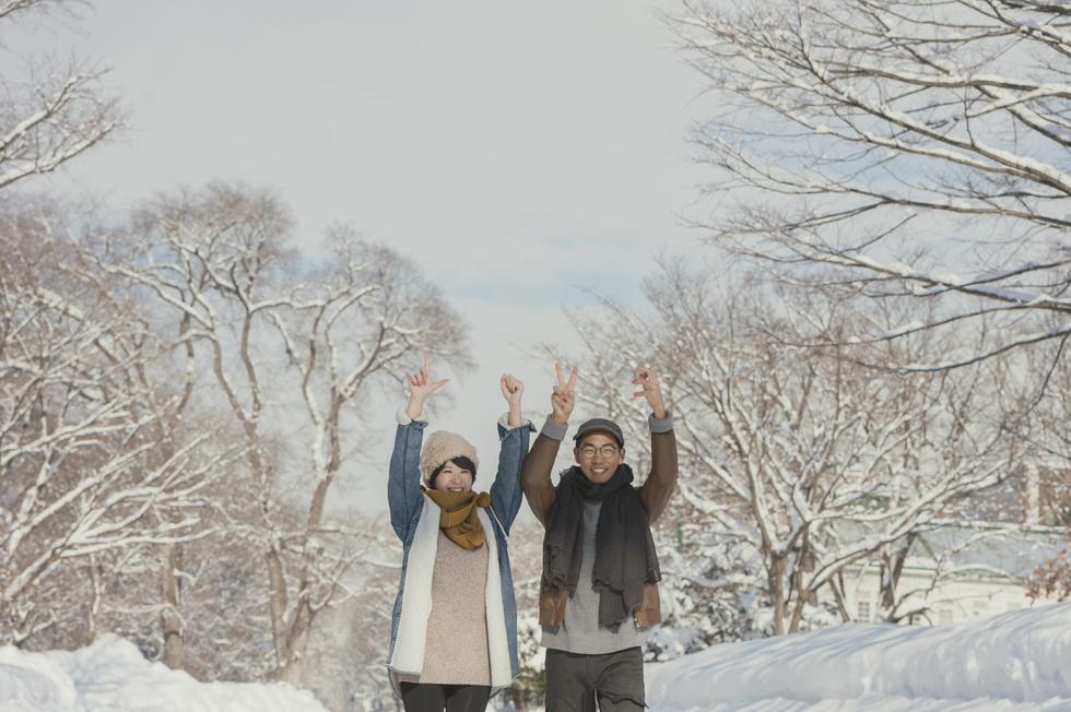 [情侶寫真] Pei&Zakk | 日本。北海道 (Hokkaido)