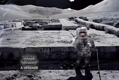Neil Armstrong afirma: 'Na lua nós fomos ordenados pelos extraterrestres para se afastar'