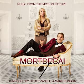 Mortdecai Nummer - Mortdecai Muziek - Mortdecai Soundtrack - Mortdecai Filmscore