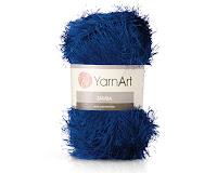 Пряжа для вязания игрушек амигуруми. Пряжа YarnArt Samba (травка)