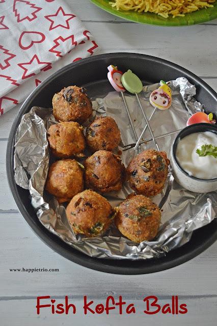 Fish Kofta Balls Recipe | Meen Kola Urundai