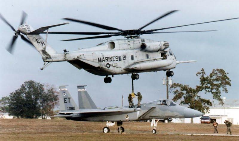 HI-TECH Automotive: Sikorsky CH-53 Sea Stallion