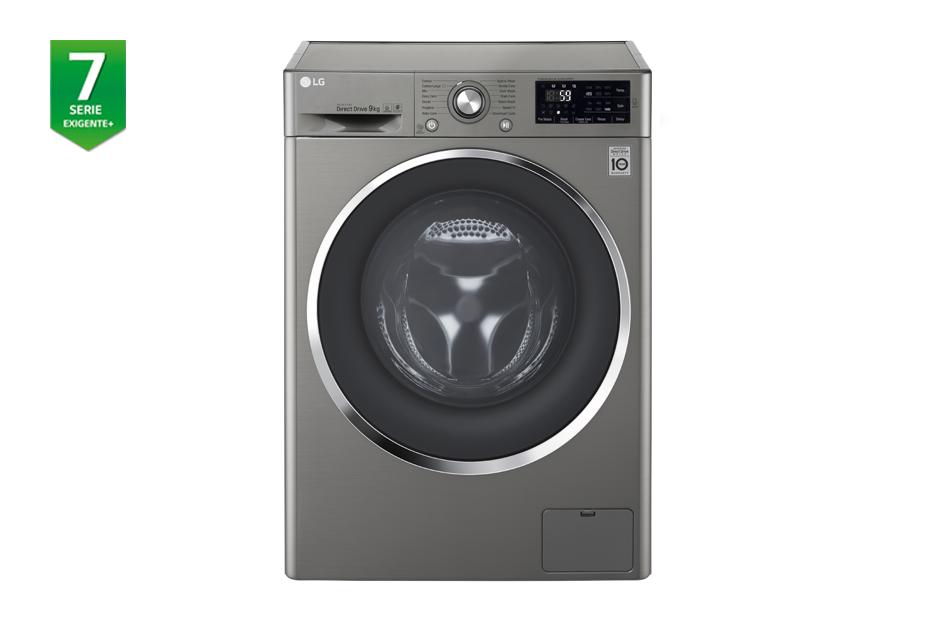 Lg fh4u2vdn6 recomendaci n gama alta 2017 inox guia - Opinion lavadoras lg ...